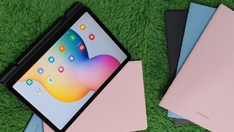 Samsung Galaxy Tab S7+ Dengan Baterai Besar