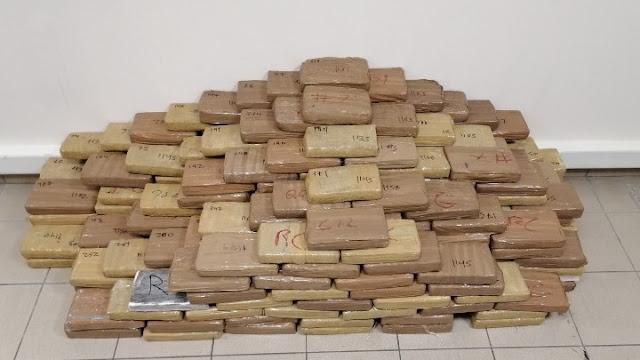 Σύλληψη ηγετικών στελεχών διεθνούς κυκλώματος - Κατασχέθηκαν 324 κιλά καθαρής κοκαΐνης