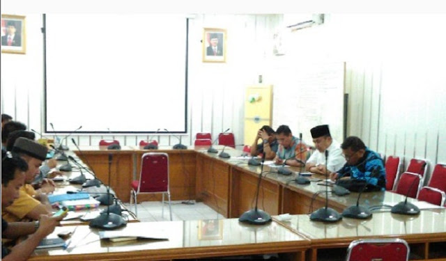 DPRD Kota Padang, Komisi III Bahas Banjir Bersama PUPR