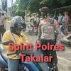 Terapkan Prokes, Satuan Sabhara Polres Takalar Sasar Pengguna Jalan