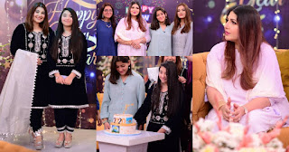 Awesome Pictures of Shagufta Ijaz and Javeria Saud with their Daughters