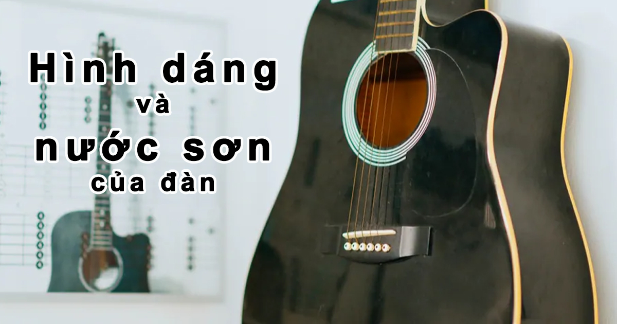 Cách nhận biết đàn guitar yamaha chính hãng nhật bản