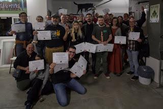 Ganadores del VIII Concurso Homebrewer