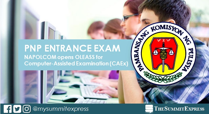 NAPOLCOM opens OLEASS for 2020-2021 PNP entrance CAEx
