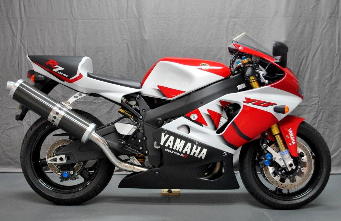 Lawan Aprilia RS 660, Yamaha akan bangkitkan kembali YZF-R7 ?
