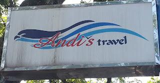 Andis travel bandung