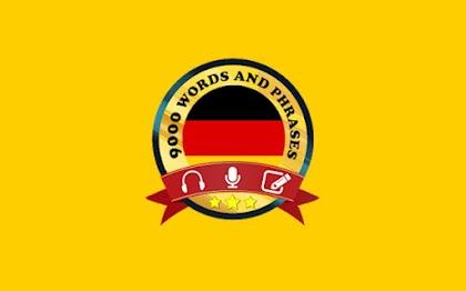 أفضل موقع مجاني تعلم اللغة الألمانية للعالم ، يحتوي على أكثر من 9000 كلمة وعبارة ألمانية مشتركة بجودة صوت ممتازة.