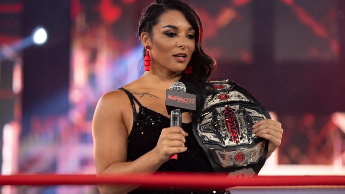 Deonna Purrazzo conquista o AAA Reina de Reinas Championship