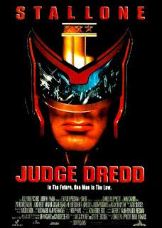 Judge Dredd Sylvester Stallone