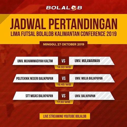 Jadwal Pertandingan Sepakbola