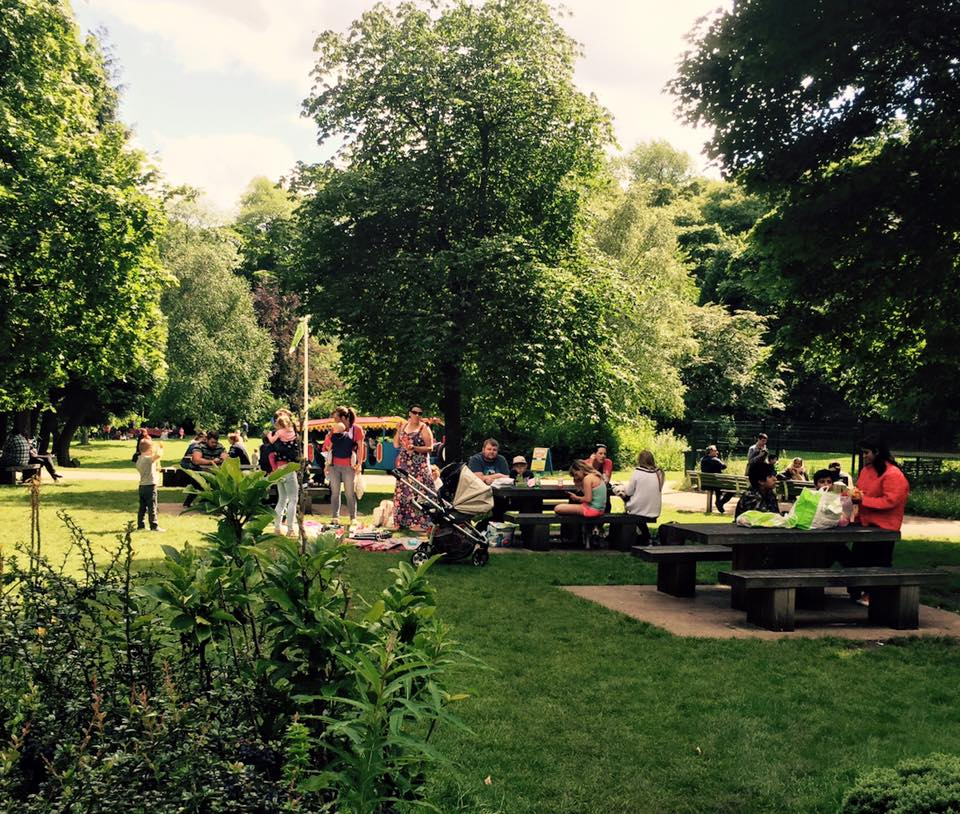 The Best Picnic Spots in Newcastle Upon Tyne | Jesmond Dene Park