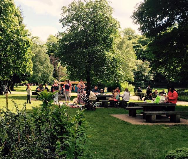 The Best Picnic Spots in Newcastle Upon Tyne   Jesmond Dene Park