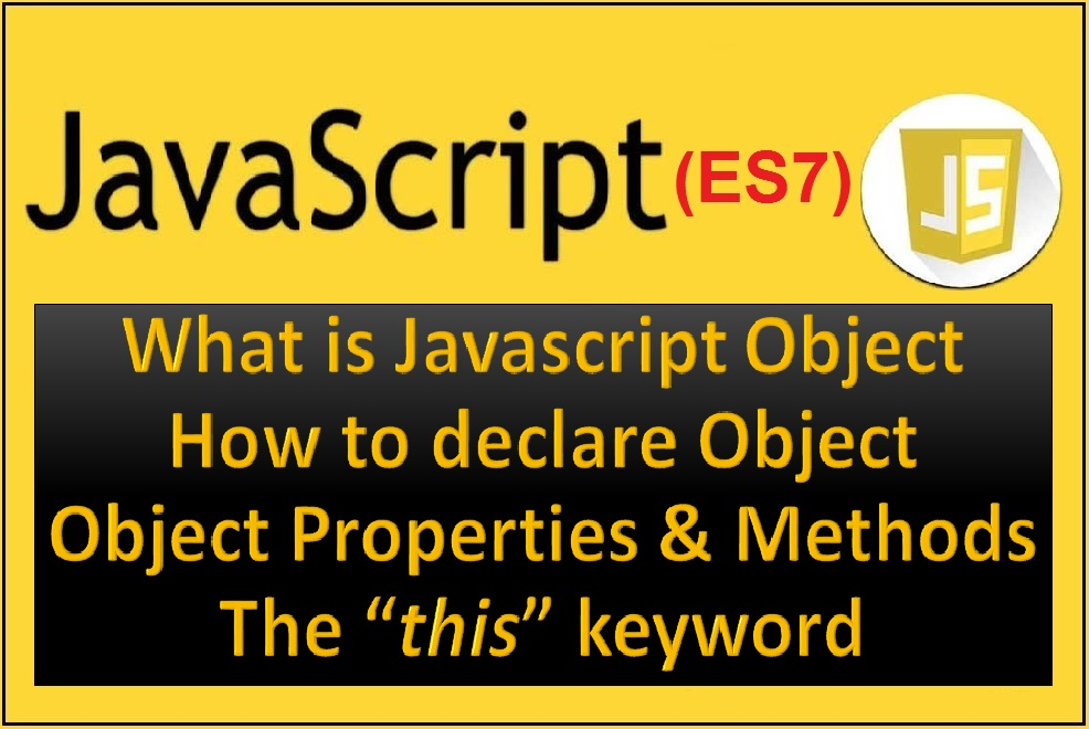 what is javascript object