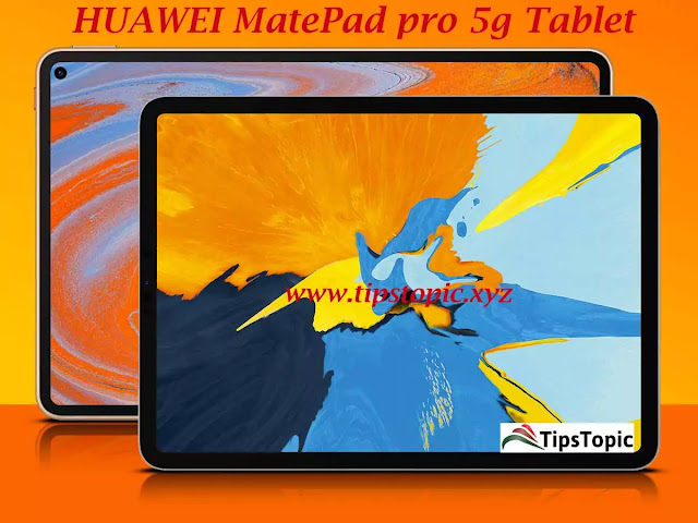 Huawei MatePad Pro 5G  tablet 2020 full specification and review announced today