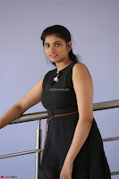 Khanishka new telugu actress in Black Dress Spicy Pics 53.JPG