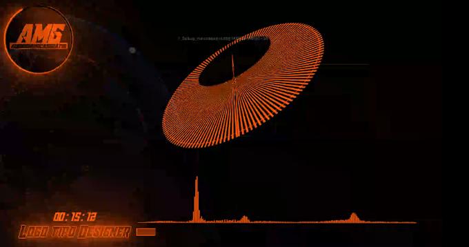 Audio Spectrum #04 Logo Tipo Designer