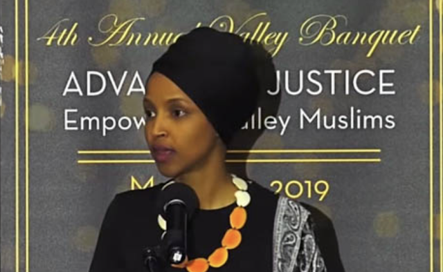 Rep. Omar and Rep. Crenshaw fight about 9/11 on Twitter