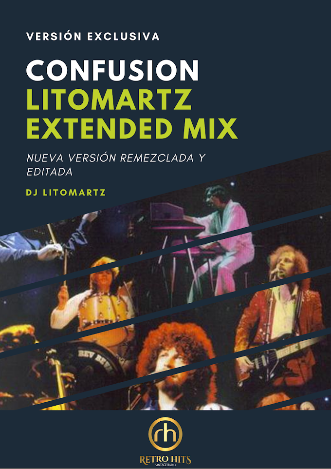 E.L.O. - Confusion (Litomartz Extended Mix)