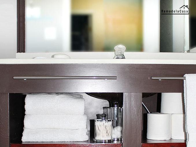 bathroom spruce