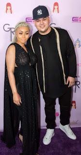 rob kardashian and black chyna child custody