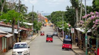Tuktuck Nicaragua