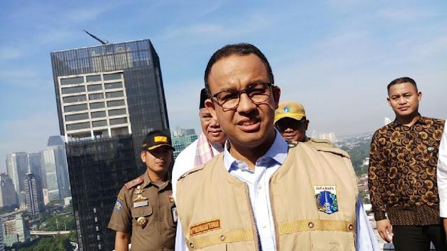 Sukses Benahi Jakarta, Anies Layak Diapresiasi