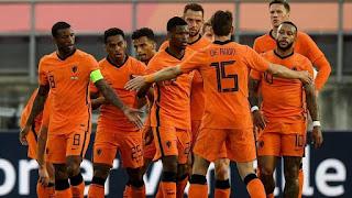 موعد مباراة هولندا والتشيك في بطولة يورو 2020..