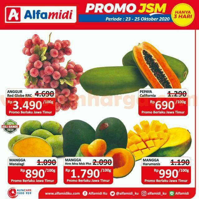 Katalog Promo JSM Alfamidi 23 - 25 Oktober 2020 31