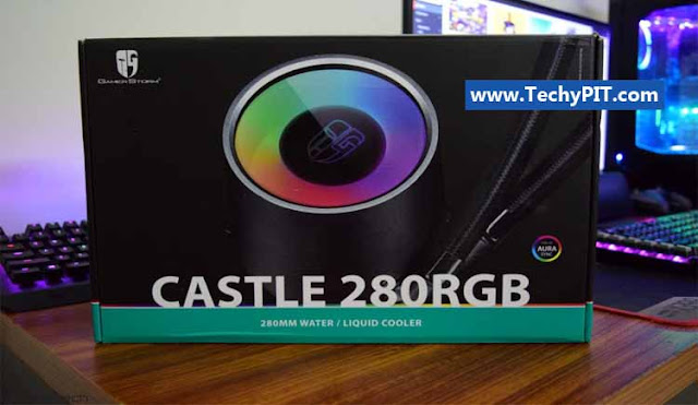 Deepcool Castle 280 Review