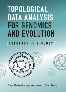 Topological Data Analysis for Genomics and Evolution: Topology in