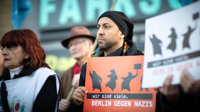 عنف اليمين المتطرف في برلين (سلسلة هجمات نويكولن وفشل السلطات)