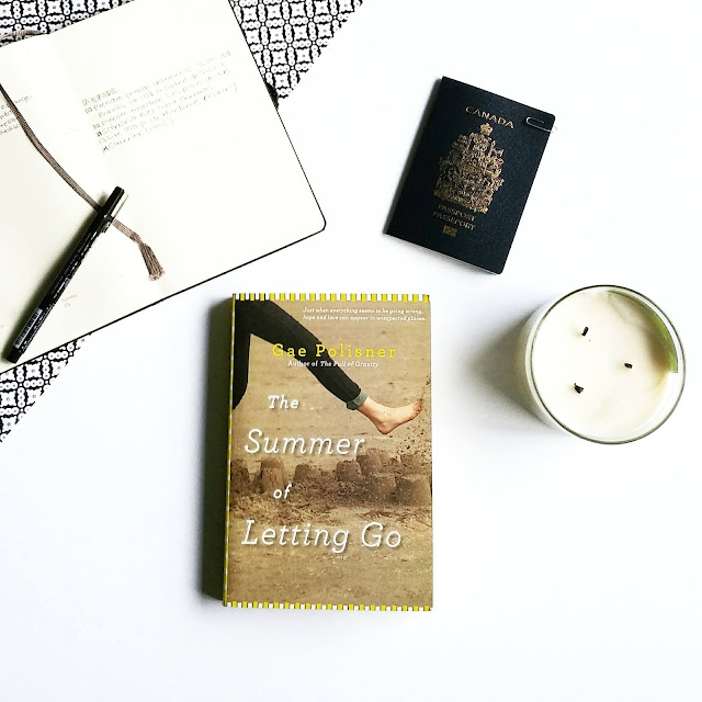 The summer of letting go de Gae Polisner