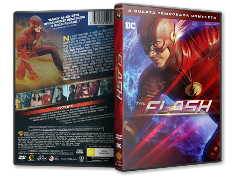 The Flash - A Quarta Temporada Completa