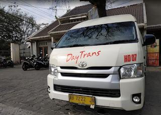 Travel Daytrans Jogja