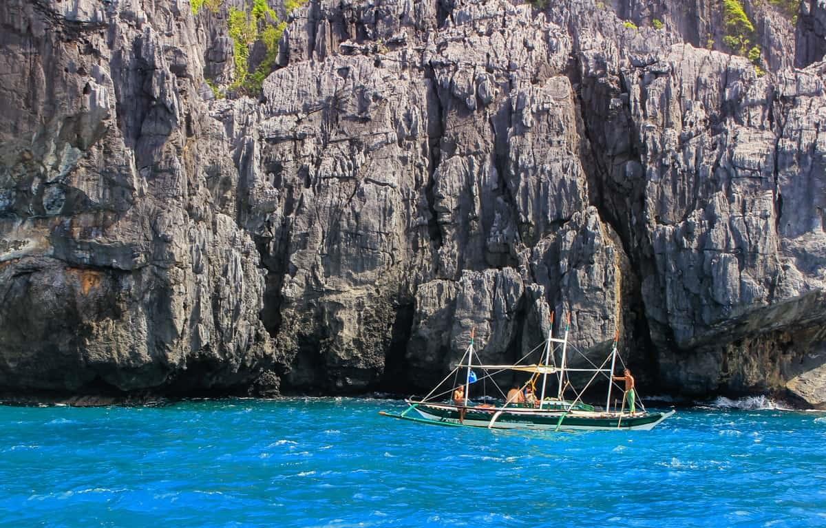 Matinloc Island El Nido Philippines