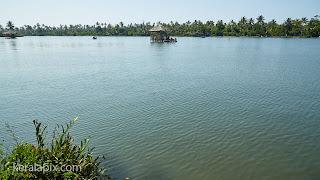 Backwaters, Matsyafed Narakkal Fish Farm, Kochi, Kerala
