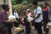 PKC PMII Bali Nusra Berbagi Santunan Untuk Anak Yatim,  dan Lansia.