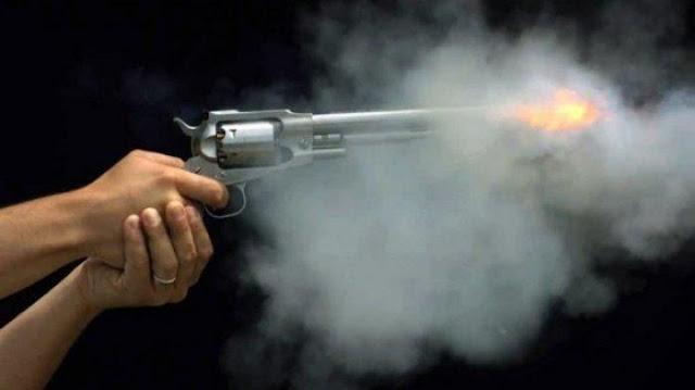Mabuk Bersama lalu Bertengkar, Polisi Tembak Kepala Temannya Pakai Revolver hingga Tewas
