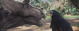 video ria ricis & ruben adiraya dinosaurus