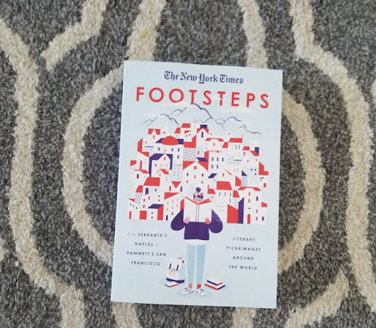 The New York Times: Footsteps * Book Review *