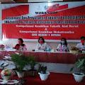 Workshop CoE SMKN 2 Bitung Sesuai Protokol Kesehatan