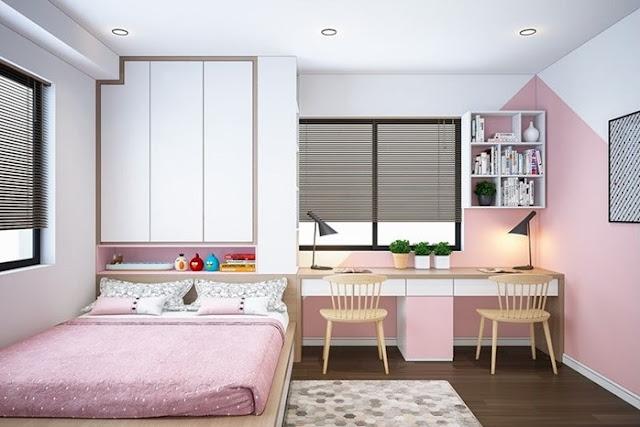 phòng ngủ đẹp cho con gái