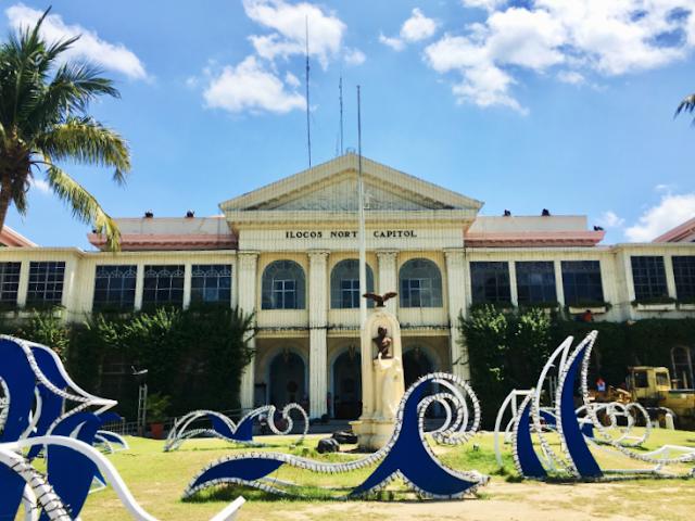 Laog Marker Laoag City Ilocos Norte