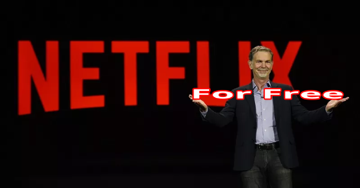 How To Watch Netflix For Free?