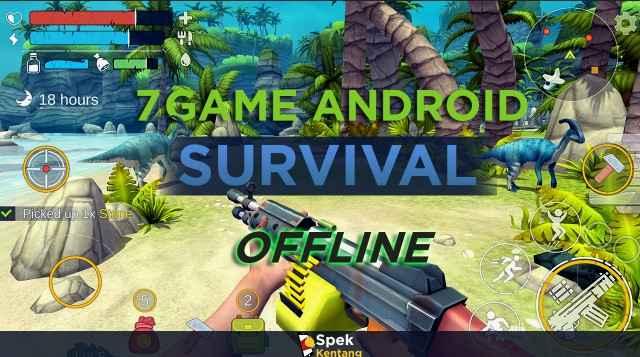7 Game Survival Offline Terbaik di Android  2020