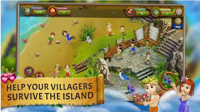 Virtual Villagers Origins 2 MOD Apk v1.5.20 (Unlimited Everything) - JemberSantri