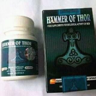 Obat Hammer Of Thor Supplement Kuat Tahan Lama Di Ranjang!