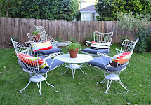 Vintage Mid Century Modern Patio Furniture Hd Wallpaper