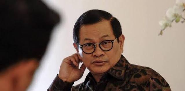 Larang Jokowi Ke Kediri Karena Khawatir Lengser, Syahganda: Pramono Anung Aneh, Tokoh Alumni ITB Kok Percaya Klenik