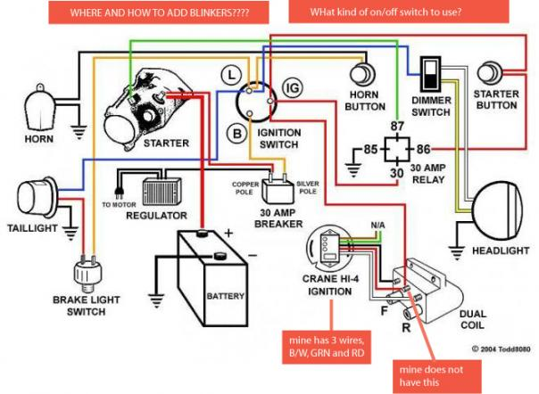 Mini Harley Chopper Wiring Diagram | ns1.cooltest.info on